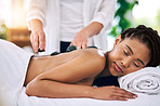 Massage + heat = total relaxation