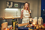 Cooking is better with wine