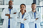 We stand for excellence in the medical field