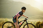 Suffering from common cycling injuries