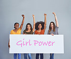 There's no power like girl power
