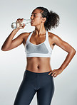 All you need is exercise, good food and water!