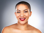 Hair or no hair, you're beautiful!
