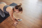 Who needs a personal trainer when you have a smartphone?