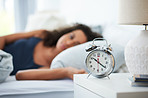 The alarm clock, the thief of the best sleep