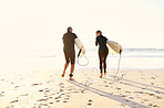 I love surfing with my husband