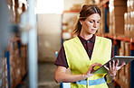 Warehouse operations run a lot smoother with smart technology