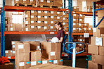 Warehouse management requires lots of dedication