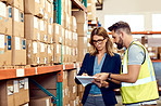 Managing the production and distribution line