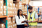 Taking better control of warehouse operations with smart technology