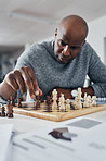 Just like chess, you can't succeed without making a move