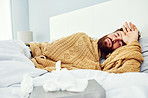 Get enough rest to help your immune system fight infection