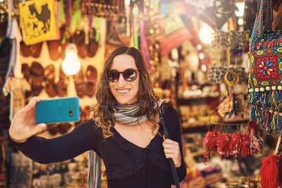 Buy stock photo Shot of the sights in Jerusalem