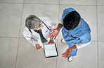 Getting a better understanding of the diagnosis with technology