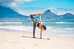 Building a more toned body through yoga