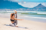 Gaining a healthier sense of wellbeing through yoga