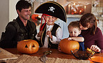 Ahoy Matey! Scary times are coming ahead