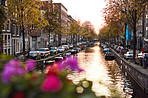 A canal cruise is the best introduction to our city