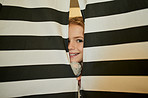 Let's play a game of peekaboo!