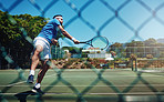 Tennis is my passion