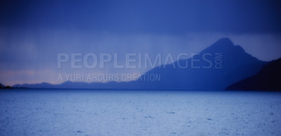 Buy stock photo The city of Bodo and surroundings