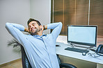 You deserve to chill as hard as you work