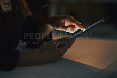 Buy stock photo Shot of creative businesspeople working in their office
