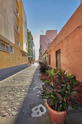 Buy stock photo Santa Cruz de La Palma