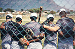 Bonded together by baseball