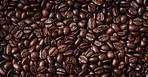 Roasting brings out the aroma and flavour locked inside beans