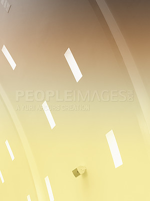 Buy stock photo Background images of the interior of an airport