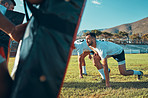 Tackling drills are the single most important part of your training