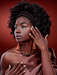 A true African Beauty