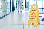 Cleaning, disinfecting and sterilising to create a safer space