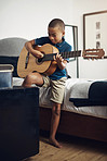 The guitar is one of the best instruments for kids