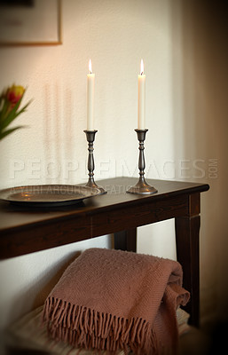 Buy stock photo A photo of a candle