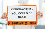 With love and awareness, we will defeat the Coronavirus