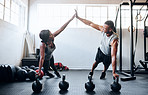 Once you start working out together, you won't want to stop