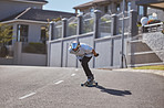 You won't know your limits until you've tried longboarding