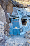 Old cave house close to Los Llanos, La Palma, Canary Islands