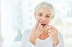 Flossing is essential to your smile's health, no matter your age