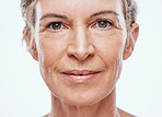 Our skin ages as we age