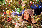 It's time for Christmas decorations and carols
