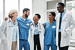 Fostering excellence in healthcare as a dedicated team