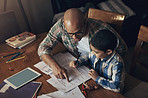 What we learn from dad, we'll never outgrow