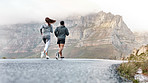 Trail running will test your limits