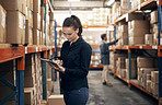 Optimising warehouse operations