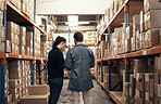 There's always room for improvement when it comes to warehouse management