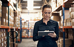 Warehouse management requires the right tools