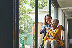 You can depend on her for the best home care